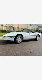 1989 Chevrolet Corvette Convertible for sale 101410855