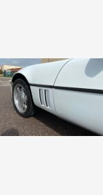 1989 Chevrolet Corvette Convertible for sale 101415297