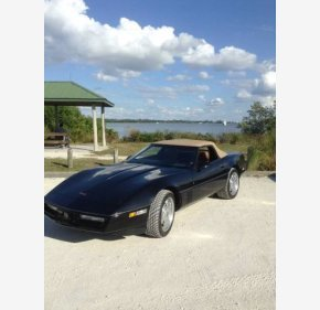 1989 Chevrolet Corvette for sale 101416242