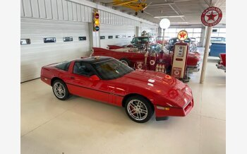 1989 Chevrolet Corvette Coupe for sale 101475218