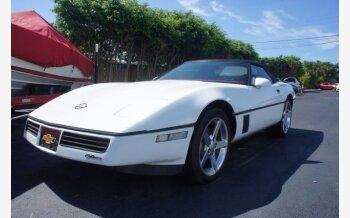 1989 Chevrolet Corvette for sale 101530350