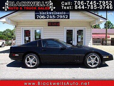1989 Chevrolet Corvette for sale 101531041