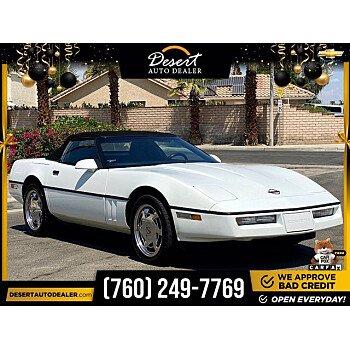 1989 Chevrolet Corvette Convertible for sale 101540375