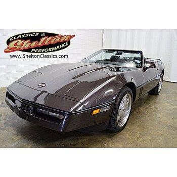 1989 Chevrolet Corvette Convertible for sale 101564080