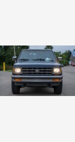 1989 Chevrolet S10 Pickup 4x4 Extended Cab for sale 101393267