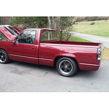 1989 Chevrolet Silverado 1500 2WD Regular Cab for sale 100940590