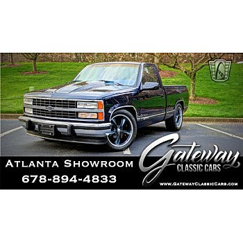 1989 Chevrolet Silverado 1500 2WD Regular Cab for sale 101106590