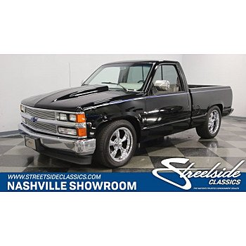 1989 Chevrolet Silverado 1500 2WD Regular Cab for sale 101048538