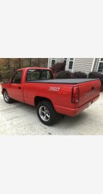 1989 Chevrolet Silverado 1500 2WD Regular Cab for sale 101062307