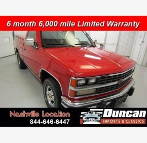 1989 Chevrolet Silverado 1500 for sale 101087077