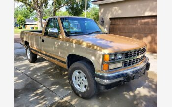 1989 Chevrolet Silverado 1500 for sale 101357694