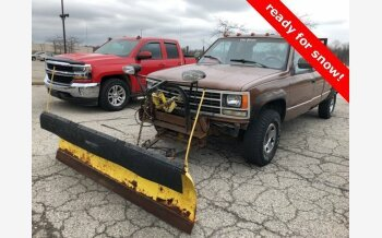 1989 Chevrolet Silverado 2500 4x4 Extended Cab for sale 101217655