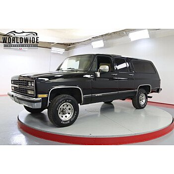 1989 Chevrolet Suburban 4WD for sale 101522107