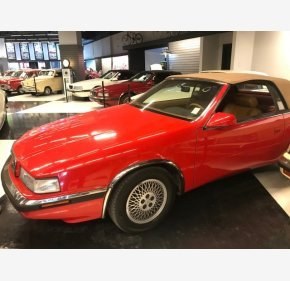 1989 Chrysler TC by Maserati for sale 101107467