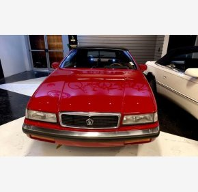 1989 Chrysler TC by Maserati for sale 101107479