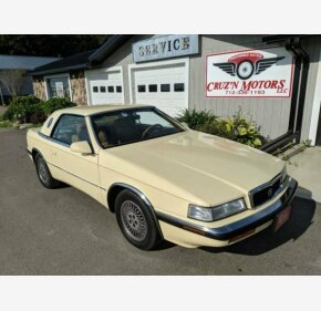 1989 Chrysler TC by Maserati for sale 101270422