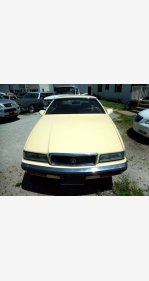 1989 Chrysler TC by Maserati for sale 101275361