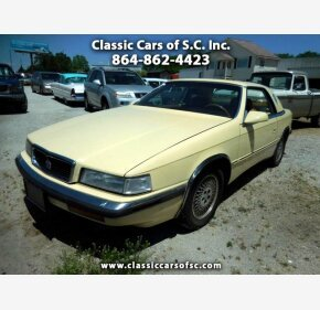 1989 Chrysler TC by Maserati for sale 101428834
