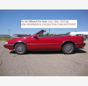 1989 Chrysler TC by Maserati for sale 101201282
