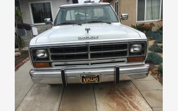1989 Dodge D/W Truck 2WD Regular Cab D-350 for sale 101100637