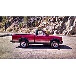 1989 Dodge Dakota 4x4 Convertible Sport for sale 101593023