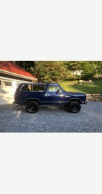 1989 Dodge Ramcharger for sale 101121872