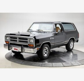 1989 Dodge Ramcharger for sale 101384902
