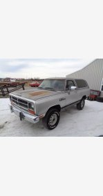 1989 Dodge Ramcharger 4WD for sale 101263940