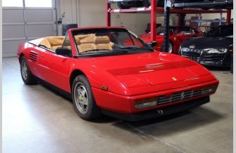 1989 Ferrari Mondial T Cabriolet for sale 101019134