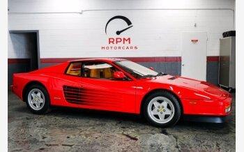 1989 Ferrari Testarossa for sale 101556819