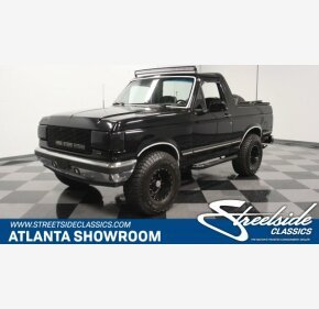 1989 Ford Bronco for sale 101237722
