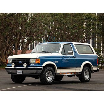 1989 Ford Bronco for sale 101412141