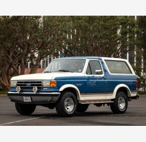 1989 Ford Bronco for sale 101448221