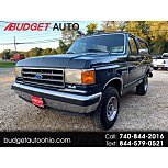 1989 Ford Bronco for sale 101596469