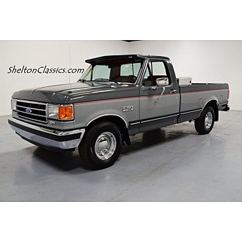 1989 Ford F150 2WD Regular Cab for sale 101082634