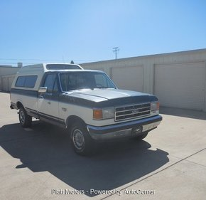 1989 Ford F150 4x4 Regular Cab for sale 101162060