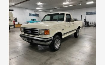 1989 Ford F150 for sale 101412106