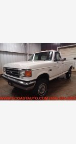 1989 Ford F250 4x4 Regular Cab for sale 101285076