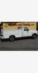 1989 Ford F250 2WD Regular Cab for sale 101464204