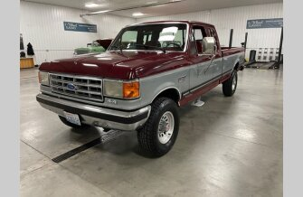1989 Ford F250 for sale 101610175