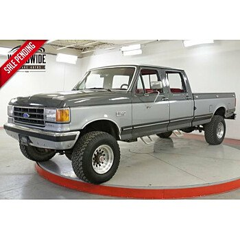 1989 Ford F350 4x4 Crew Cab for sale 101208008