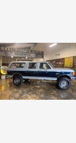 1989 Ford F350 4x4 Crew Cab for sale 101339488