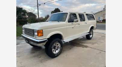 1989 Ford F350 4x4 Crew Cab for sale 101474936