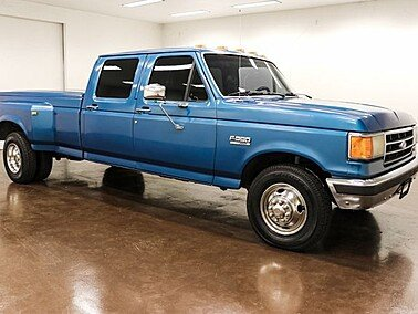 1989 Ford F350 2WD Crew Cab for sale 101561278