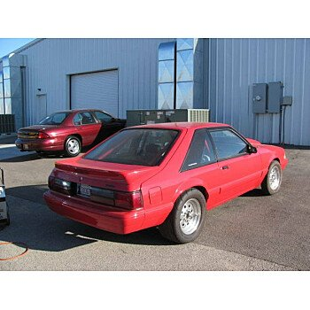 1989 Ford Mustang LX Hatchback for sale 100721274