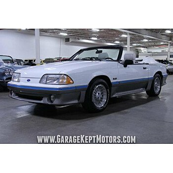 1989 Ford Mustang GT Convertible for sale 101122405