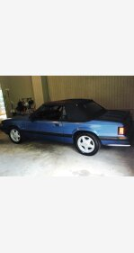 1989 Ford Mustang LX Convertible for sale 100881196