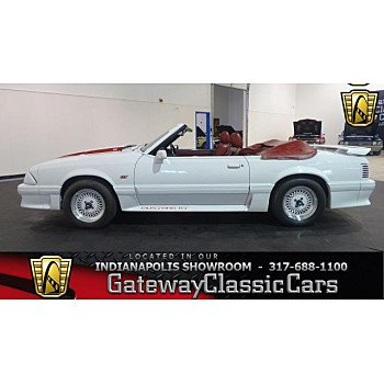 1989 Ford Mustang GT for sale 100967922