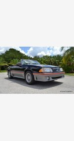1989 Ford Mustang GT Convertible for sale 100988595