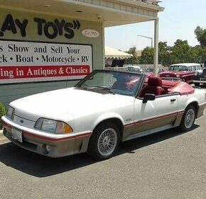 1989 Ford Mustang Gt Convertible For 101086728